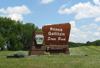Prince Gallitzin Park