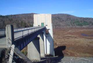Knightville Dam