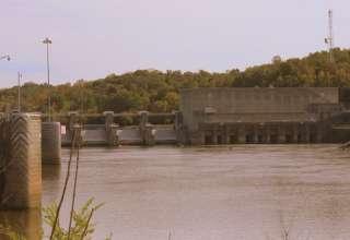 Cheatham Lock and Dam
