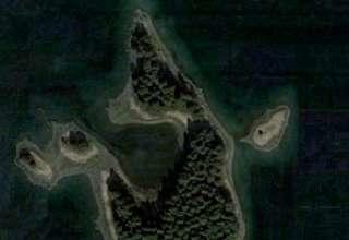 Big Bear Bay and Baby Bear Bay