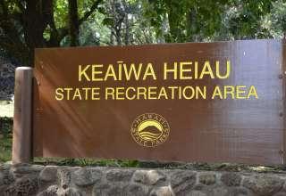 Keaīwa Heiau