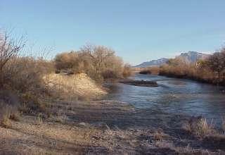 Percha Dam