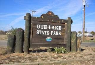 Ute Lake
