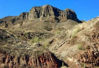 Buckskin Mountain
