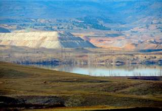 Tongue River Reservoir