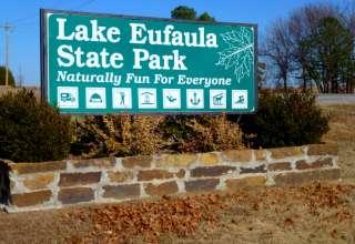 Lake Eufaula