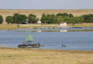 Melvern lake dam camping for Melvern lake fishing report