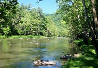 Best Camping In And Near Bluestone State Park