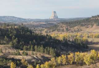 Downey Ranch Devils Tower