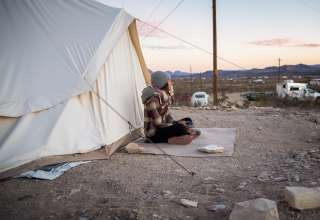 Big Bend Campsites - Terlingua Las Ruinas