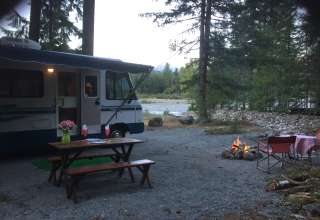 Timberline River Camp
