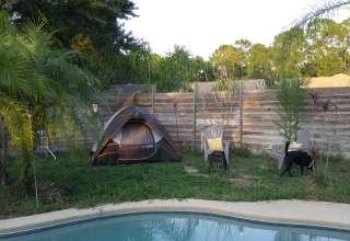Zen Campsite