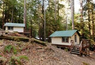 Waldhaus Redwood Retreat
