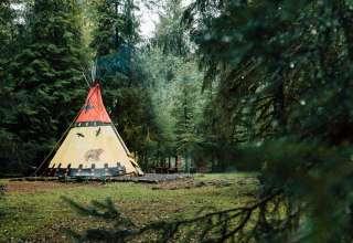 Nehalem Tipi Camp