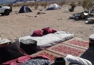 Dirtbag Campground Camping