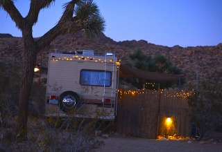 Tranquility Base   A True Glamping Experience