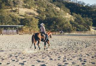 Retreat to the country and Ride