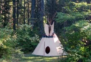Cascadia Tipi Camp