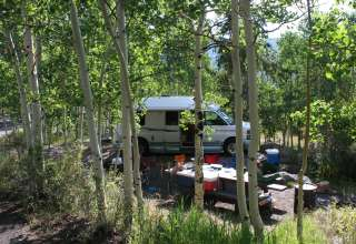 Fishlake National Forest Camping