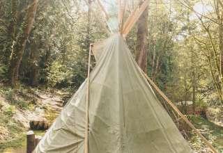 Glamping At Camp Heaven