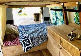 Custom CamperVan on Maui