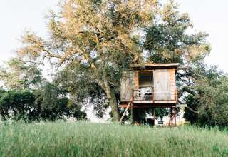 Ojai Mountaintop Treehouse