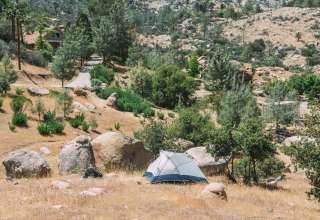 Kernville Mountain Camping!