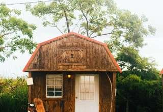 Mack's Fish Camp   Eco