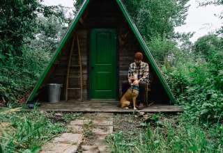Portland A Frame Cabin