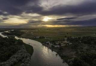 Eclipse Casper River Camping