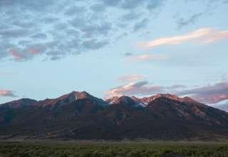 Mt Blanca Base Camp