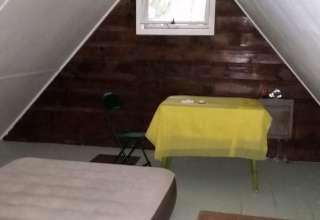 Rustic Cabin with Sleeping Loft