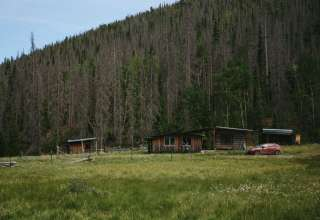 La Garita Creek Cabin