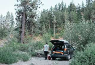 Wenatchee River Group Camp