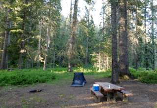Coeur d'Alene River Campground