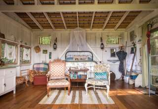 Cowgirl Glamping Cabin