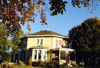 Holt House Octagon House