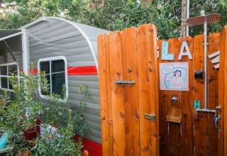 Glamping in the Heart of Austin