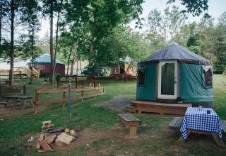 #1 RTRK /Cherokee Rose Yurt