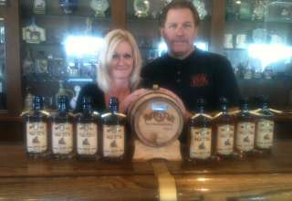 Distillery Tour & Tasting 4 RVs