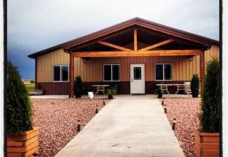 The Home of Wyo Wine