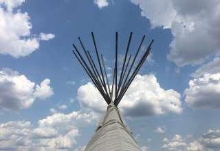 Red Deer Creek Tipi