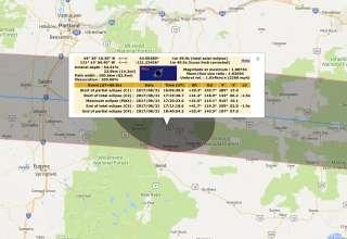 Oregon Eclipse Tent Camp