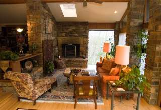 Luxury in the Ozark Mtn. Woods