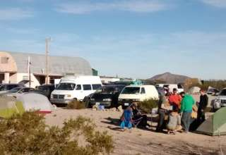 Hueco Tanks Mountain Hut