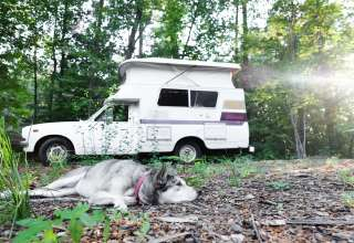 Woodsy lake area RV getaway