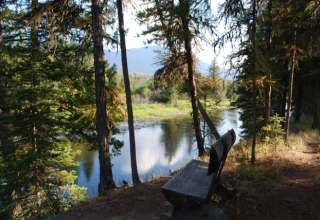 Almost to Canada - North Idaho