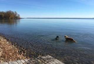 Ottertail Point, Leech Lake