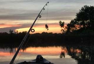 Holiday Lake Near Oak Grove