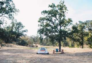 Rustic Retreat Group Campsite